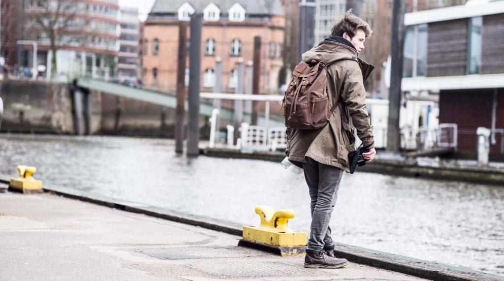 Der Rucksack – eine Philosophie