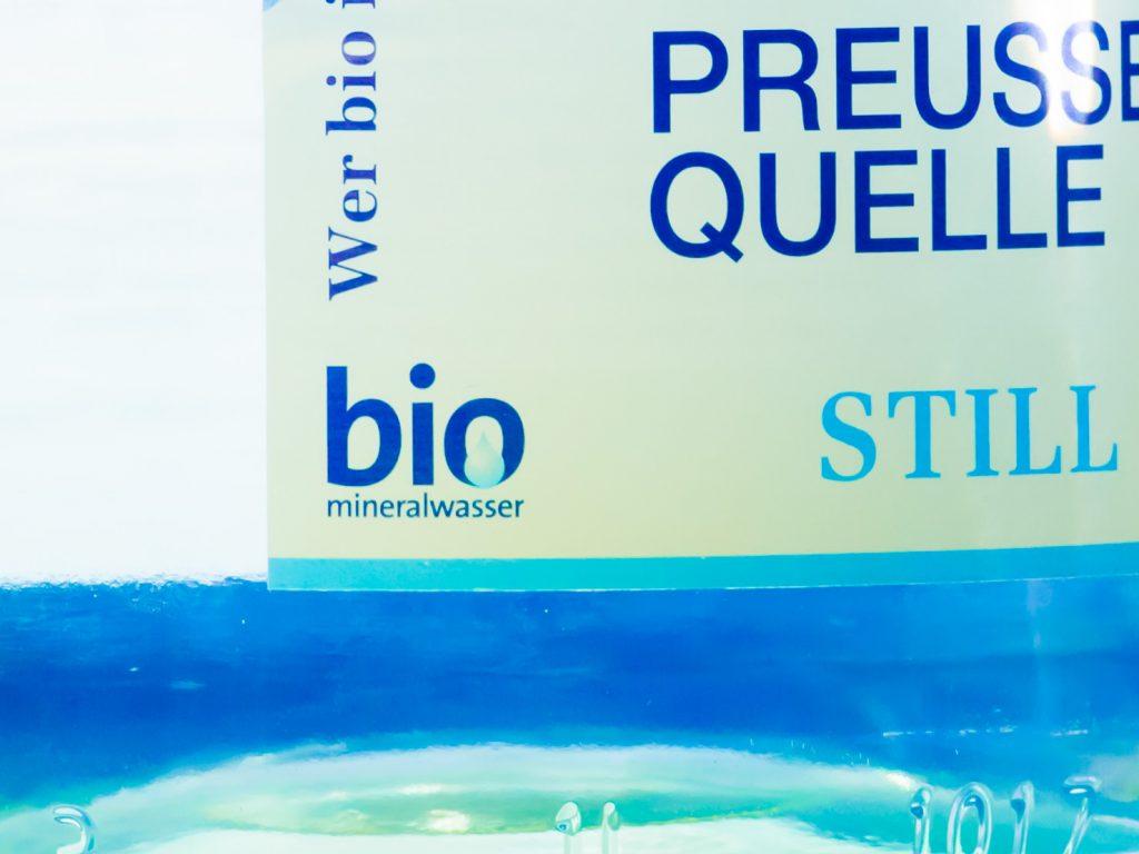 Bio-Mineralwasser verspricht absolute Reinheit