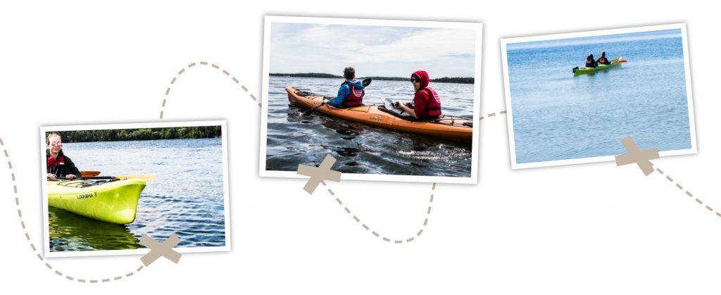 Microadventures: Mit eigener Kraft übers Wasser