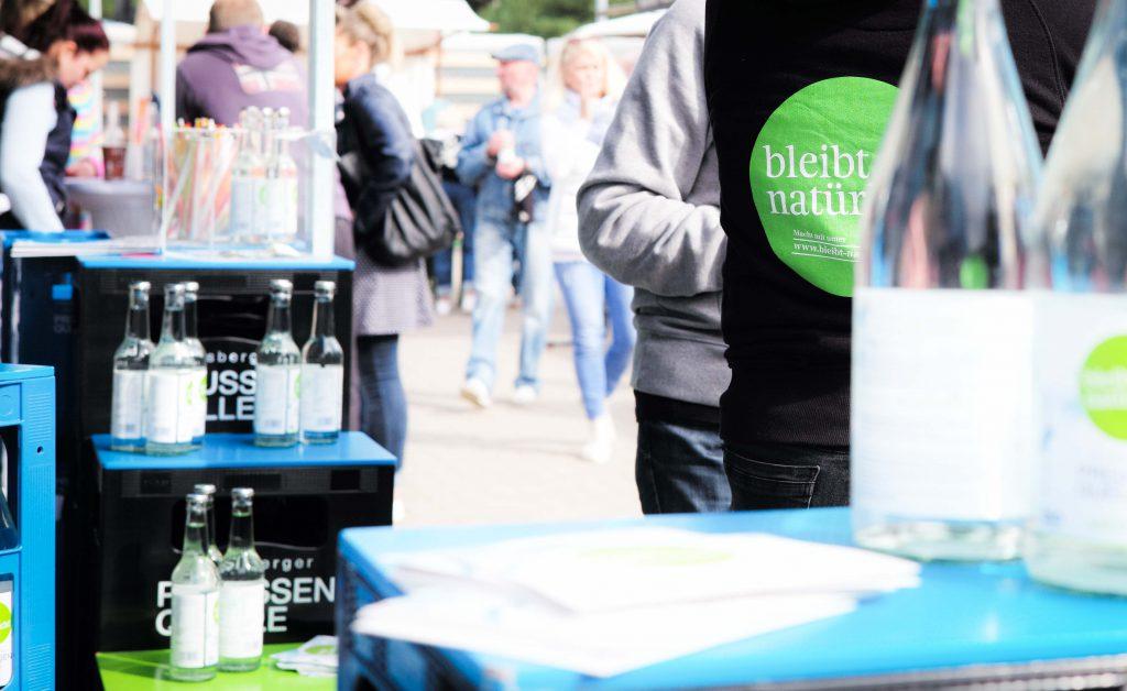Der 3. Nachhaltigkeitstag bei der PreussenQuelle steht am 22. September an